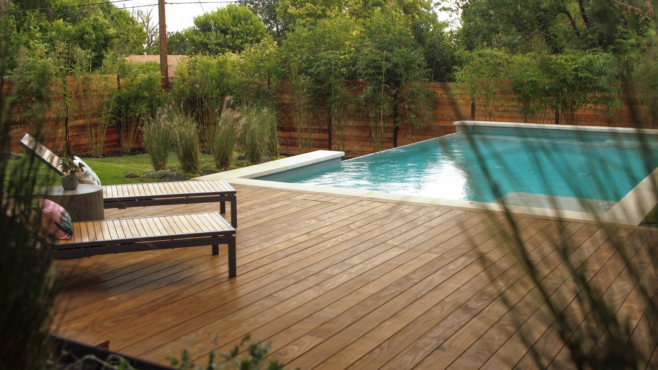 7 Modern Pool Decking Ideas Kebony Usa